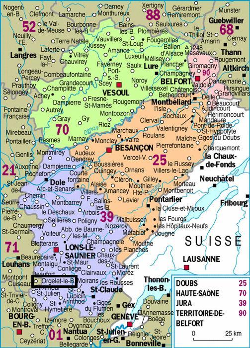 Les autres fromages de franche comt for Montbeliard besancon
